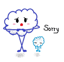 Little Cloud sticker #481445