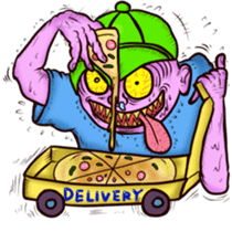 Boogie the Monsters sticker #481781