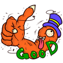 Boogie the Monsters sticker #481782