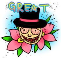Boogie the Monsters sticker #481797