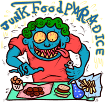 Boogie the Monsters sticker #481799