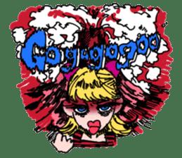 sweet devils sticker #482350