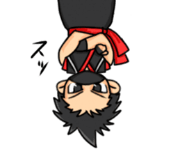 AST Ninja 04 sticker #484602