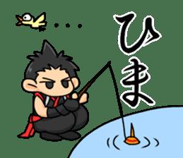 AST Ninja 04 sticker #484607