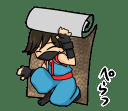 AST Ninja 04 sticker #484611
