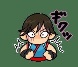 AST Ninja 04 sticker #484613