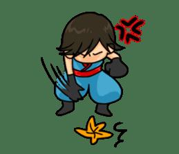 AST Ninja 04 sticker #484615