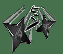 AST Ninja 04 sticker #484625