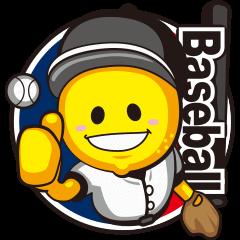 Baseball Lemon Boy (English)