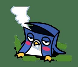 Boxy Penguin(English version) sticker #487612