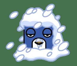 Boxy Penguin(English version) sticker #487619