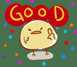 chicks sticker #488074