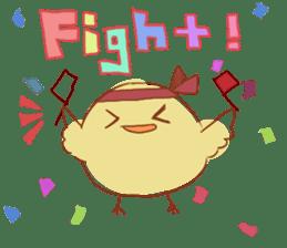 chicks sticker #488076