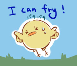 chicks sticker #488080