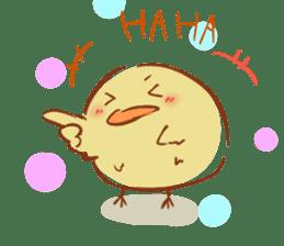 chicks sticker #488082