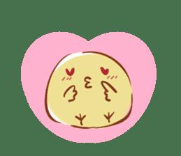 chicks sticker #488094