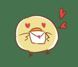 chicks sticker #488095