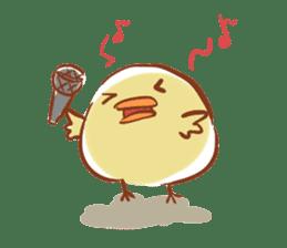 chicks sticker #488106