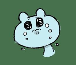 Indulgence bear sticker #488368