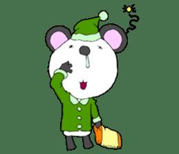 Panda sticker #488636
