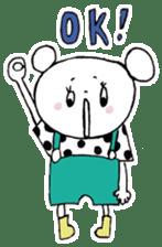 cochakuma sticker #488716