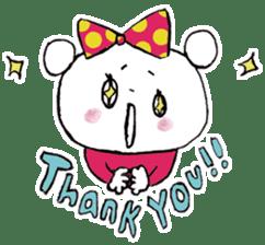 cochakuma sticker #488719
