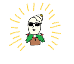 Sunagawaman of Rice Fairy sticker #488892