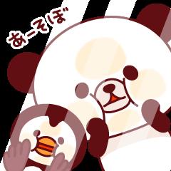 Panda(pon-yan)&Puffin(Puffy) -3-