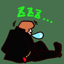 RUDE BOY sticker #490271