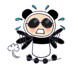 The kigurumi man sticker #491646
