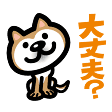 Shiba Inu (native japanese dog) sticker #492288