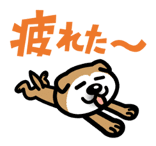 Shiba Inu (native japanese dog) sticker #492289