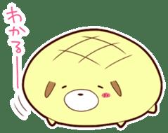 PAN-INU sticker #492437