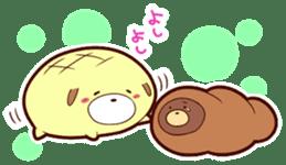 PAN-INU sticker #492454