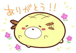 PAN-INU sticker #492456