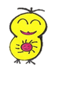 hey little yellow sticker #492837
