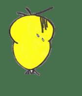 hey little yellow sticker #492839