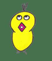 hey little yellow sticker #492856