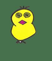hey little yellow sticker #492860