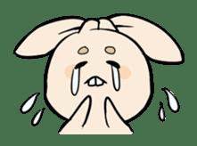 Mameta the Rabbit & Horosuke the Owl sticker #493231