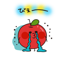 Apple Charactor-APPO-SAN- sticker #493848