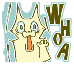 Goofy Cats Sequel (English ver.) sticker #493875