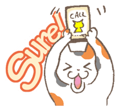 Goofy Cats Sequel (English ver.) sticker #493879