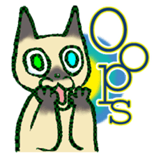 Goofy Cats Sequel (English ver.) sticker #493884