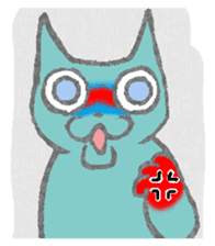 Goofy Cats Sequel (English ver.) sticker #493886