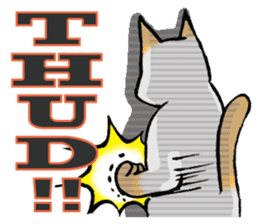 Goofy Cats Sequel (English ver.) sticker #493887