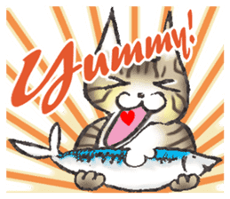 Goofy Cats Sequel (English ver.) sticker #493890