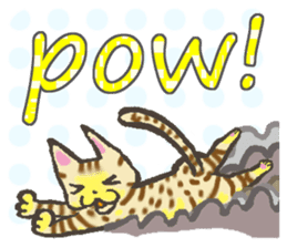Goofy Cats Sequel (English ver.) sticker #493893