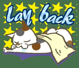 Goofy Cats Sequel (English ver.) sticker #493895
