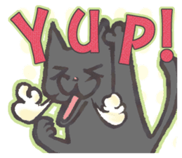 Goofy Cats Sequel (English ver.) sticker #493897
